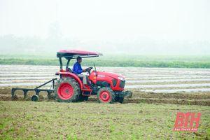 Phát triển tiêu chí sản xuất tại các xã nông thôn mới nâng cao
