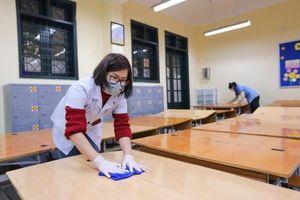 Bạc Liêu: Một trường trung học phổ thông nghỉ học từ 10 - 23/5 vì có giáo viên F1