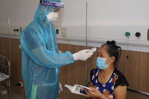 Hà Nội thêm 2 trường hợp dương tính với SARS-CoV-2