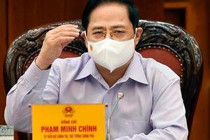 Thủ tướng: Yêu cầu có kịch bản bầu cử cho từng địa phương trong tình hình dịch bệnh phức tạp