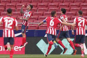 LA LIGA 2020/21: Atletico nắm quyền tự quyết