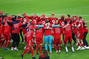 Bayern Munich đoạt Đĩa bạc lần thứ 9 liên tiếp