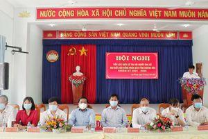 Ứng cử viên đại biểu HĐND tỉnh Khánh Hòa tiếp xúc cử tri tại Vạn Ninh