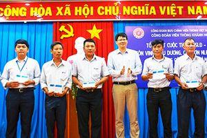 Công đoàn Viễn thông Khánh Hòa: Trao 14 suất quà hỗ trợ đoàn viên có hoàn cảnh khó khăn