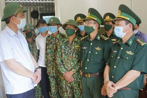 Chủ động chặn dịch bệnh từ biên giới