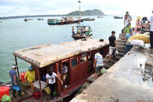 Sớm đầu tư nâng cấp cầu cảng Thanh Lân - Cô Tô