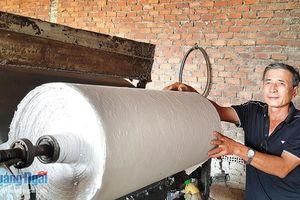 Nhớ nghề làm giấy xưa