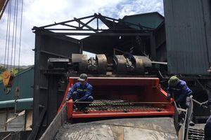 Than Thống Nhất: Phân xưởng Sàng tuyển than hoàn thành công trình hưởng ứng Tháng Công nhân năm 2021
