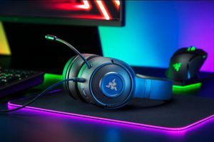 Razer ra mắt tai nghe siêu nhẹ Kraken V3 X dành cho game thủ