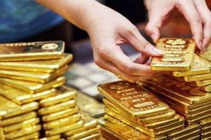 Giá vàng tăng phi mã lên 56,25 triệu đồng/lượng