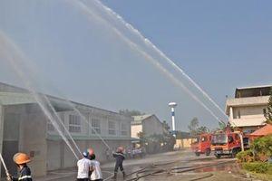 Quảng Nam: Tăng cường công tác phòng cháy chữa cháy