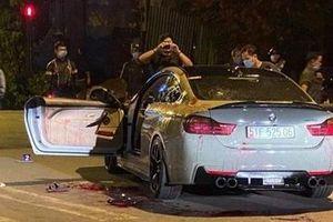 Hai người bị chém trọng thương vì tiếng pô BMW nổ to