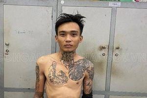 Thanh niên chém người, bỏ trốn 9 tháng vẫn không thoát