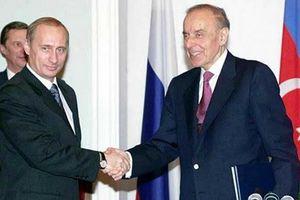 Cựu Phó Thủ tướng Liên Xô Heydar Aliyev đã làm gì cho Azerbaijan?