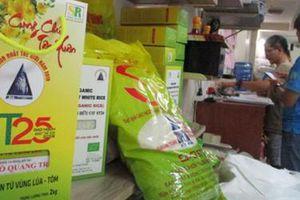 Doanh nghiệp Việt đăng ký bảo hộ nhãn hiệu 'Gạo Ông Cua' tại Mỹ