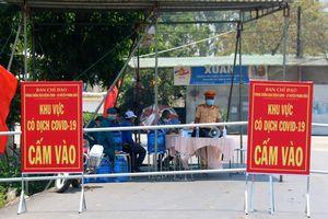 Đời sống bên trong 3 thôn, xã ở Thừa Thiên - Huế bị phong tỏa vì COVID-19