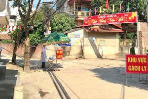 Huyện Sóc Sơn cách ly y tế bắt buộc gần 1.000 người