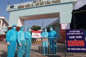 Agribank hỗ trợ 2 tỷ đồng cho Bệnh viện K - cơ sở Tân Triều