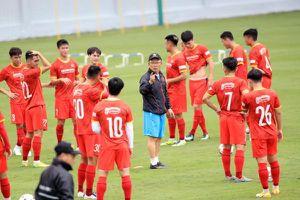 Vòng loại World Cup 2022 31/5/2021, đội tuyển Việt Nam đá giao hữu với Jordan
