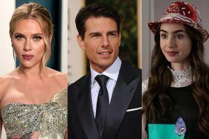 Toàn cảnh Quả Cầu Vàng sắp 'toang': Tom Cruise trả lại 3 tượng vàng, Scarlett Johansson đòi tẩy chay, Emily in Paris bị 'tố' mua giải căng đét