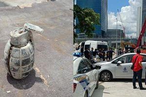 Thủ đô Malaysia phong tỏa khu vực có 'lựu đạn', ai cũng 'té ngửa' khi biết hóa ra đó là gì