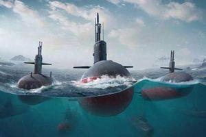 Khốc liệt cuộc đua dưới đáy đại dương của hạm đội tàu ngầm các nước