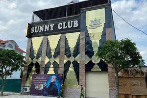 Công an Vĩnh Phúc: Clip thác loạn tại quán bar Sunny là giả mạo