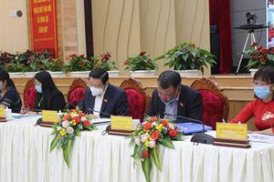 Lâm Đồng ứng cử viên đại biểu Quốc hội khóa XV tiếp xúc với cử tri tại cử số 1 TP.Đà Lạt
