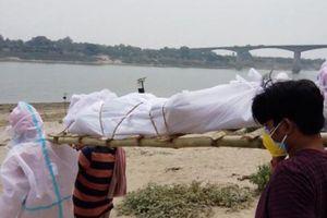 Ấn Độ: Thi thể hơn 30 người được vớt lên từ sông Hằng