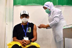 Đội tuyển Malaysia khoe đã an toàn với dịch bệnh và lên đường
