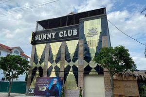 Công an khởi tố 2 vụ án liên quan đến quán karaoke Sunny