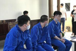3 thanh niên lãnh án 43 năm tù vì gần 50 g ma túy