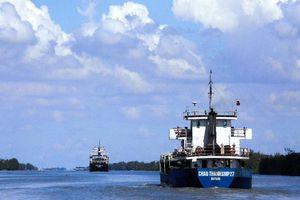 Bộ GTVT nói về dự án luồng tàu biển sông Hậu giai đoạn 2