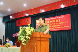 Phó Giám đốc Công an TP.HCM nói về chống tham nhũng