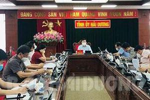 Hải Dương hỗ trợ nước bạn Lào chống dịch COVID-19
