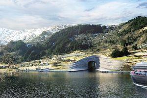 Na Uy sẽ xây đường hầm xuyên núi cho tàu thủy đầu tiên trên thế giới