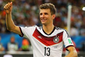 Tuyển Đức gọi lại Thomas Mueller cho EURO