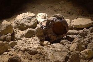 Phát hiện hang động chứa hài cốt người cổ đại 100.000 năm