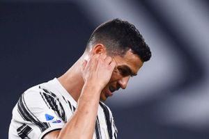 Ronaldo là hiện thân cho sự sụp đổ của Juventus