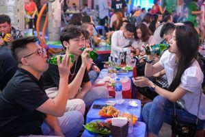 Hà Nội cấm quán bia hơi, chợ cóc