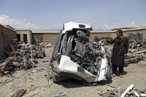 Mỹ rút quân khỏi Afghanistan, để lại hàng trăm nghìn tấn phế liệu