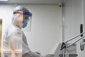 Sức khỏe một bệnh nhân Covid-19 ở An Giang diễn biến nặng
