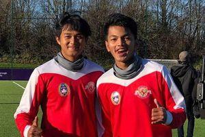 U18 Indonesia đối đầu với U17 Man City
