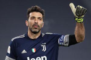 Buffon rời Juventus