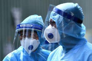 Cán bộ chữa cháy tỉnh Quảng Nam dương tính với nCoV