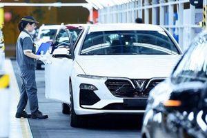 Đề xuất giảm 50% lệ phí trước bạ đối với ô tô đăng ký mới bị từ chối