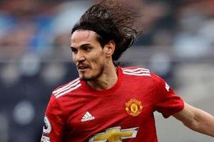 Vội vàng tăng lương, Man United giữ chân thành công Edinson Cavani