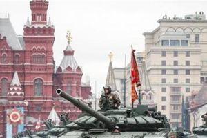 Truyền hình Đức: Quân đội là chính sách đối ngoại của Putin