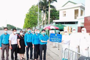 Hỗ trợ đoàn viên và người lao động Bệnh viện K