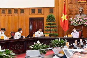 Thủ tướng Phạm Minh Chính làm việc với Bộ Thông tin và Truyền thông